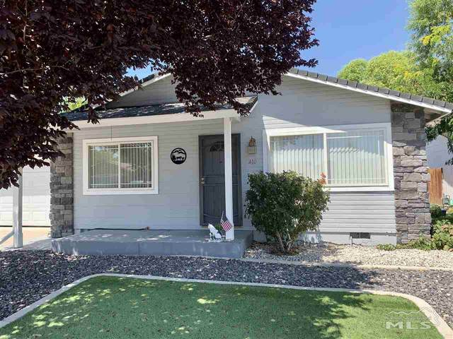 410 Bramble Ct, Fernley, NV 89408 (MLS #200010530) :: Chase International Real Estate