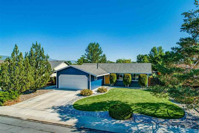 1392 Honeybee Ln, Gardnerville, NV 89460 (MLS #200010539) :: NVGemme Real Estate