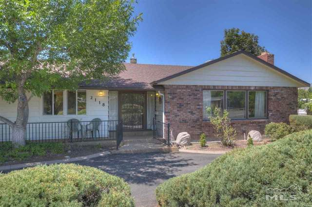 2118 Idaho Street, Carson City, NV 89701 (MLS #200010551) :: Harcourts NV1