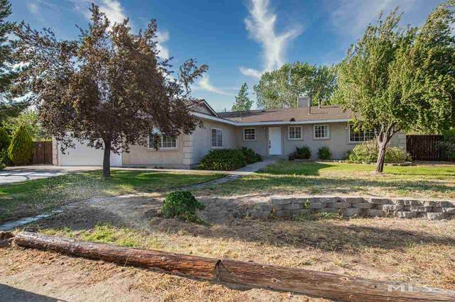 520 E Overland Street, Carson City, NV 89701 (MLS #200010552) :: Harcourts NV1
