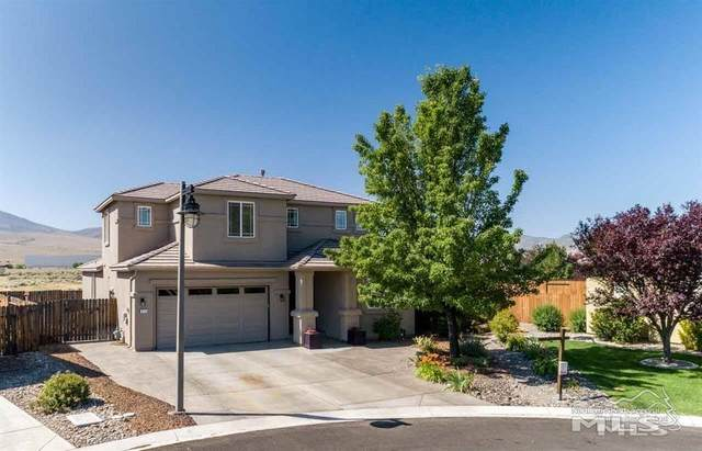 819 Gullane Ct., Dayton, NV 89403 (MLS #200010559) :: Chase International Real Estate