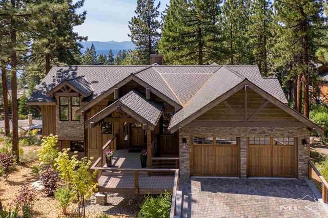 1274 Hidden Woods Drive, Glenbrook, NV 89448 (MLS #200010564) :: Ferrari-Lund Real Estate