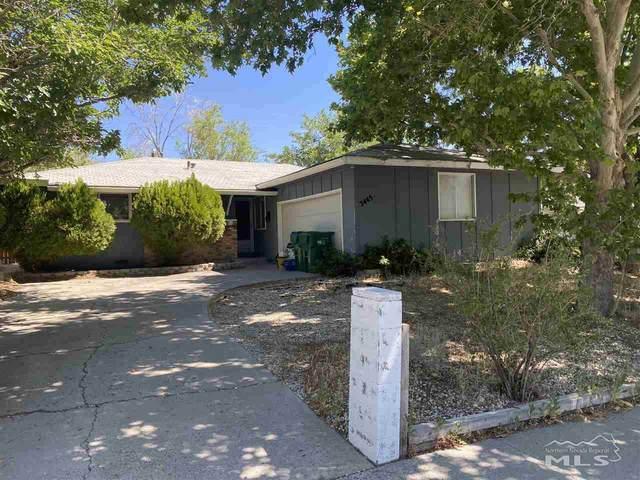 3445 Rauscher, Reno, NV 89503 (MLS #200010566) :: Harcourts NV1