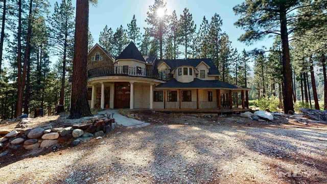10 Davis Creek Circle, Washoe Valley, NV 89704 (MLS #200010574) :: Fink Morales Hall Group