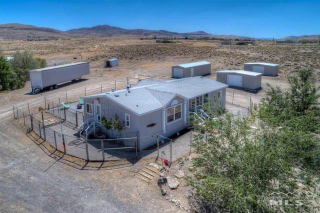 4955 Quince Avenue, Silver Springs, NV 89429 (MLS #200010576) :: Fink Morales Hall Group