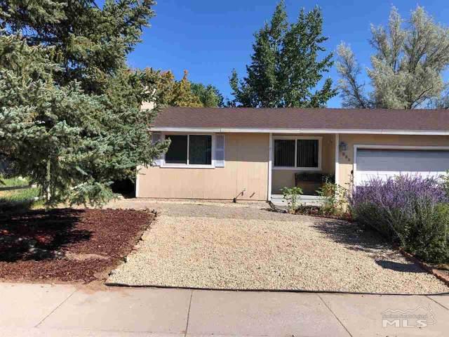 882 Coloma, Carson City, NV 89705 (MLS #200010581) :: Harcourts NV1