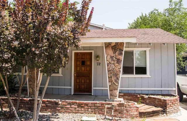 72 Boyd, Reno, NV 89503 (MLS #200010594) :: Harcourts NV1