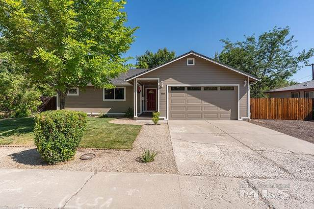 808 Jeanell Dr, Carson City, NV 89703 (MLS #200010610) :: Fink Morales Hall Group