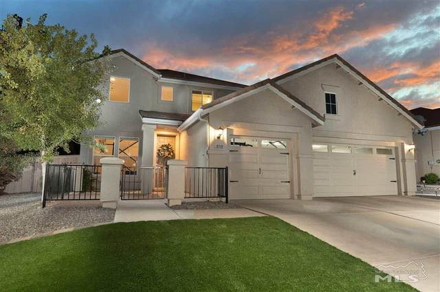 10710 Clear Vista Dr., Reno, NV 89521 (MLS #200010611) :: The Mike Wood Team
