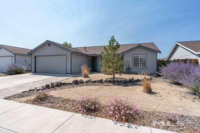 638 Brook Ln, Fernley, NV 89408 (MLS #200010613) :: Chase International Real Estate