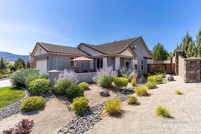 9101 Mount Pleasant Drive, Reno, NV 89523 (MLS #200010621) :: NVGemme Real Estate