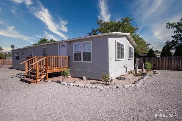 212 Coons Circle C, Dayton, NV 89403 (MLS #200010622) :: The Craig Team