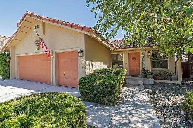 207 La Costa Avenue, Dayton, NV 89403 (MLS #200010623) :: Ferrari-Lund Real Estate