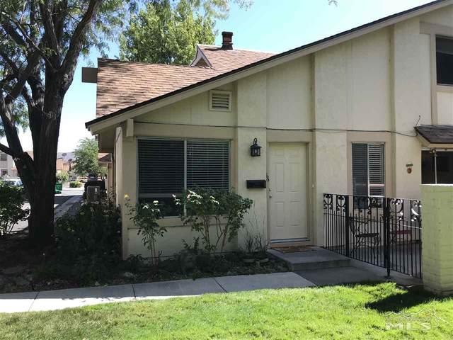 56 Condor Circle, Carson City, NV 89701 (MLS #200010633) :: Fink Morales Hall Group