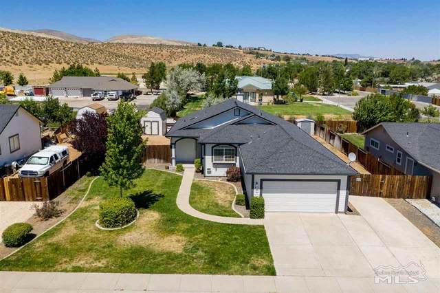 838 Amador Circle, Carson City, NV 89705 (MLS #200010639) :: Chase International Real Estate