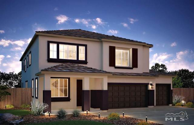 14231 Tuscan Sun Lot # 5, Reno, NV 89511 (MLS #200010646) :: Fink Morales Hall Group