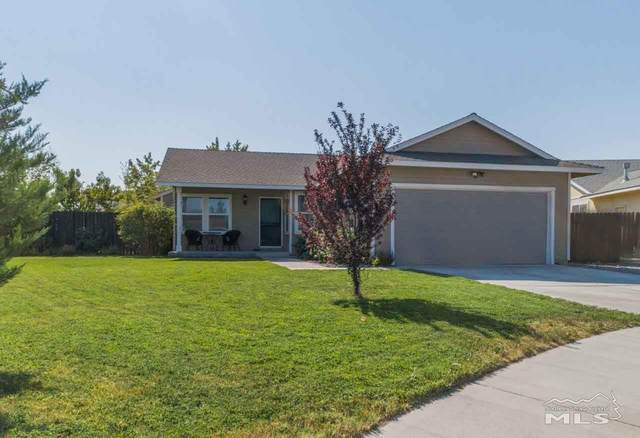 1014 Prosser Circle, Fernley, NV 89408 (MLS #200010647) :: Fink Morales Hall Group