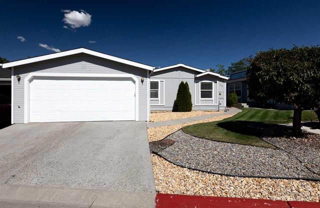 7750 N Claridge Pointe, Reno, NV 89506 (MLS #200010652) :: Fink Morales Hall Group