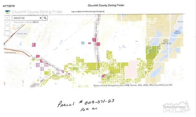 APN 009 - 371 - 23, Fallon, NV 89406 (MLS #200010653) :: Chase International Real Estate
