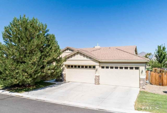 732 Grayhawk, Dayton, NV 89403 (MLS #200010664) :: The Craig Team