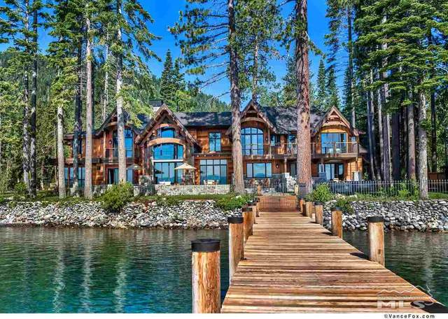 4250 West Lake Blvd, Tahoe City, Ca, CA 96141 (MLS #200010668) :: Colley Goode Group- eXp Realty