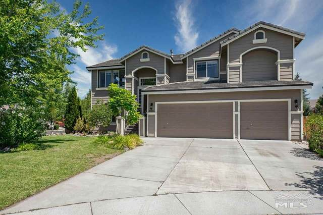 7105 Graymare Court, Sparks, NV 89436 (MLS #200010670) :: The Mike Wood Team