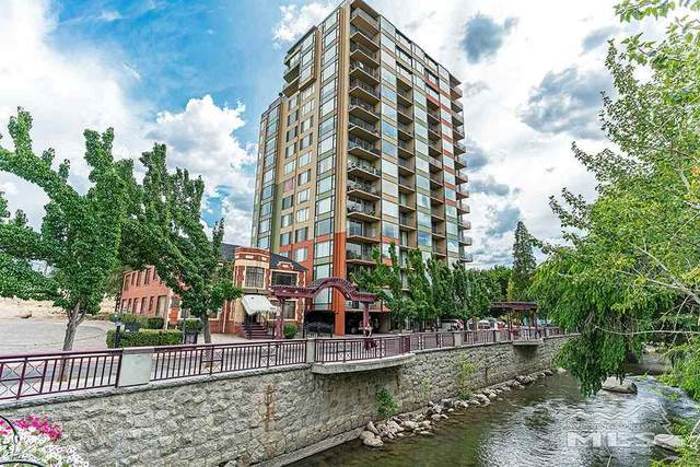 280 Island Ave #1502, Reno, NV 89501 (MLS #200010676) :: The Mike Wood Team