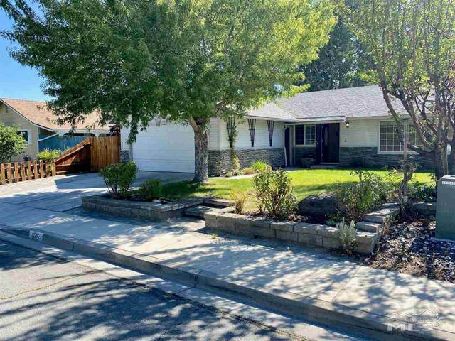 1145 Kennedy Dr., Carson City, NV 89706 (MLS #200010691) :: Chase International Real Estate