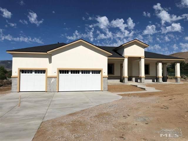 5800 Salk Rd, Carson City, NV 89706 (MLS #200010693) :: Chase International Real Estate