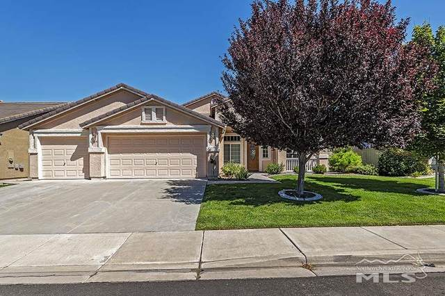 1641 Caliterra, Reno, NV 89521 (MLS #200010701) :: The Craig Team