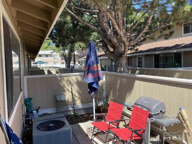 441 Allouette Way #5, Carson City, NV 89701 (MLS #200010703) :: Ferrari-Lund Real Estate