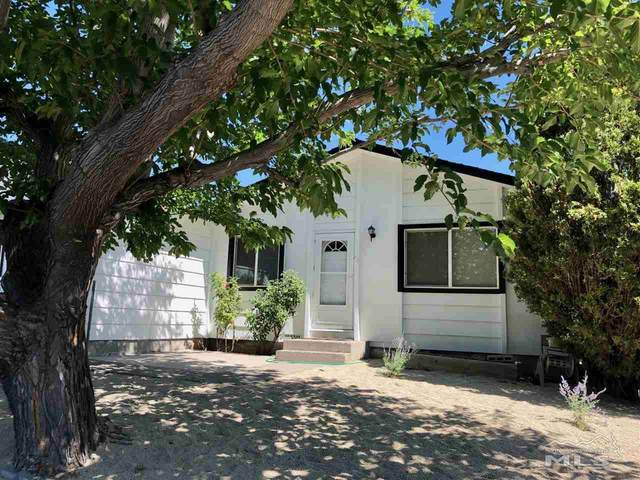 2835 Van Buren Dr, Reno, NV 89503 (MLS #200010704) :: Ferrari-Lund Real Estate