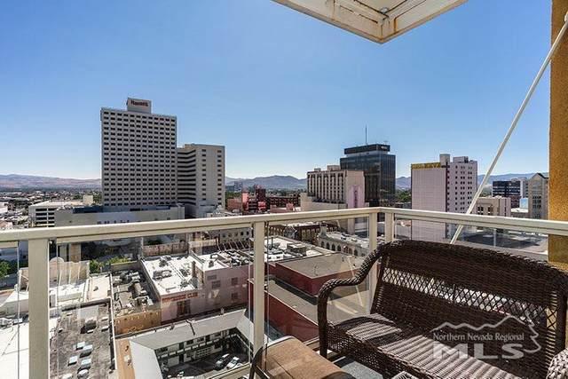 255 N Sierra Street #1405 #1405, Reno, NV 89501 (MLS #200010710) :: The Mike Wood Team