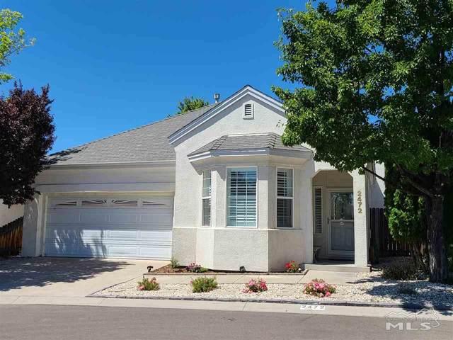 2472 Chardonnay Dr, Carson City, NV 89703 (MLS #200010714) :: Chase International Real Estate
