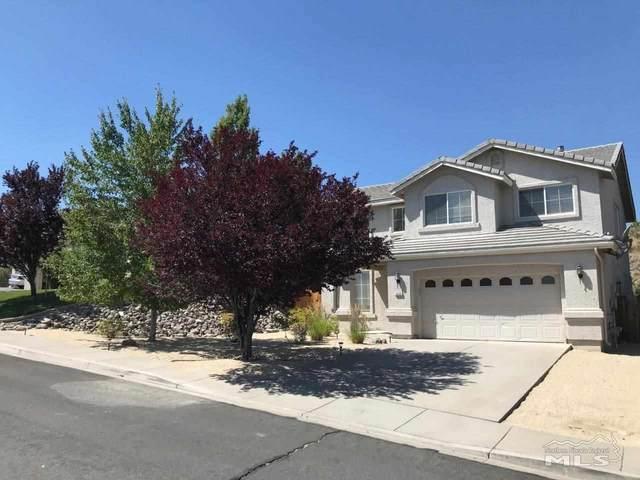 1835 Cambridge Hills, Reno, NV 89523 (MLS #200010718) :: NVGemme Real Estate