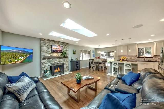 378 Winding Way, Incline Village, NV 89451 (MLS #200010726) :: The Mike Wood Team