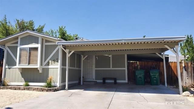 2187 Camellia Dr, Reno, NV 89512 (MLS #200010727) :: Fink Morales Hall Group
