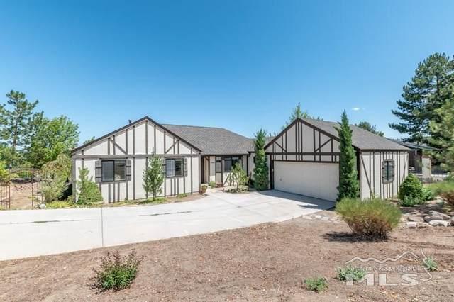 3700 El Cerro View Circle, Reno, NV 89509 (MLS #200010733) :: NVGemme Real Estate