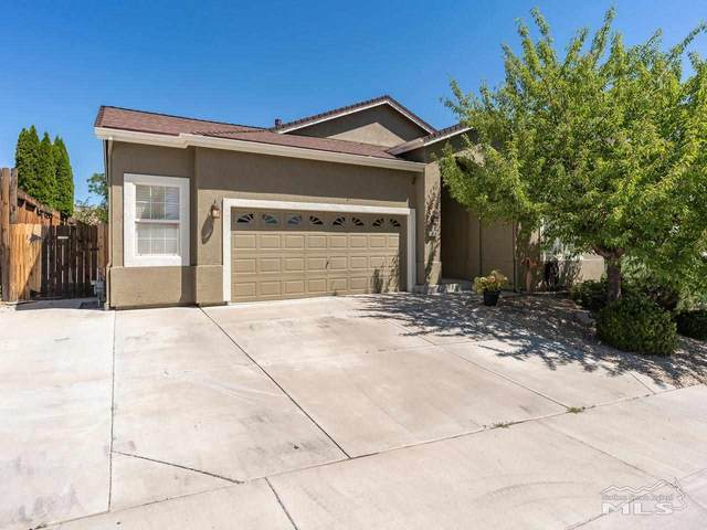 986 Ridgefield Dr, Carson City, NV 89706 (MLS #200010744) :: Fink Morales Hall Group