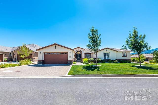 2050 Back Nine Trail, Reno, NV 89523 (MLS #200010755) :: Fink Morales Hall Group