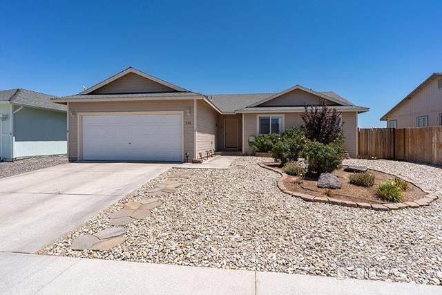 540 St Louis Rd., Fernley, NV 89408 (MLS #200010758) :: Fink Morales Hall Group