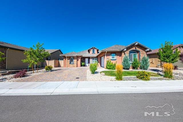 9809 Dyevera Lane, Reno, NV 89521 (MLS #200010759) :: The Mike Wood Team