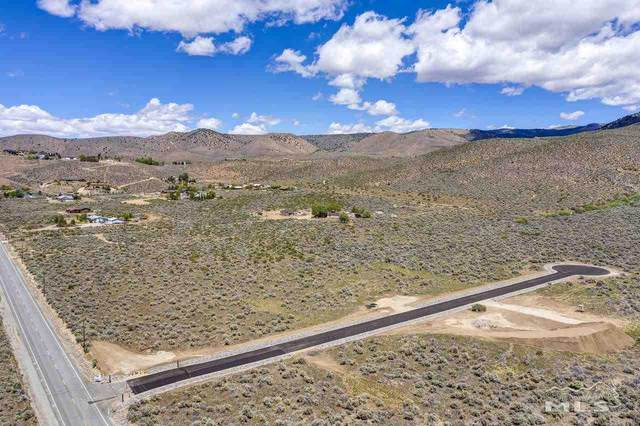 0 Eastlake 050-470-13, Washoe Valley, NV 89704 (MLS #200010762) :: The Mike Wood Team