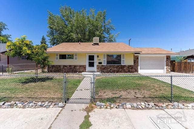 510 M Street, Sparks, NV 89431 (MLS #200010765) :: The Craig Team