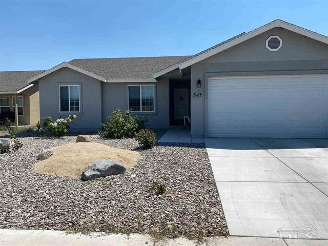 545 Country Hollow Drive, Fernley, NV 89408 (MLS #200010767) :: Fink Morales Hall Group