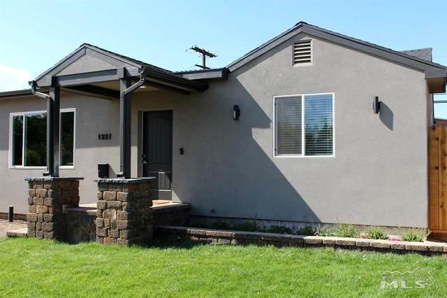 1327 Westfield Ave, Reno, NV 89509 (MLS #200010775) :: The Craig Team