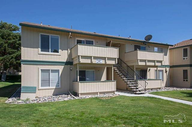 3910 Clear Acre Lane #48, Reno, NV 89512 (MLS #200010778) :: Fink Morales Hall Group