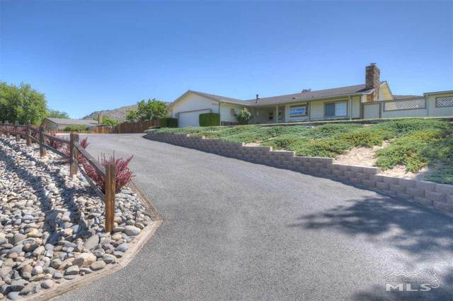 5637 Gentry Lane, Carson City, NV 89701 (MLS #200010799) :: Fink Morales Hall Group