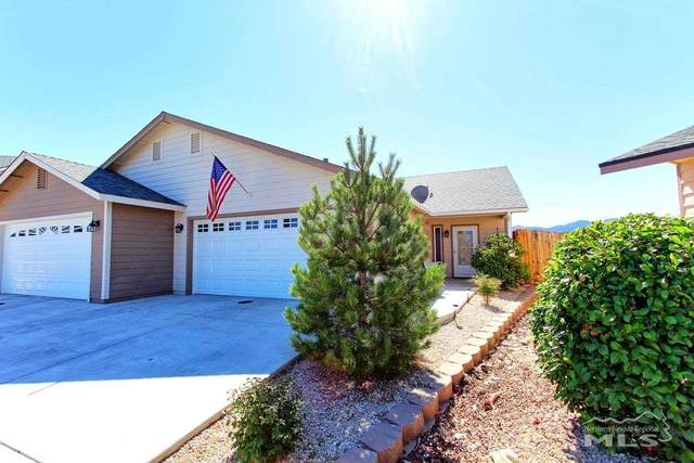 4081 Etta Place, Carson City, NV 89701 (MLS #200010803) :: Fink Morales Hall Group