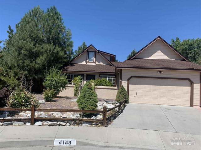 4148 Sweetwater Dr. Dr., Carson City, NV 89701 (MLS #200010813) :: The Craig Team